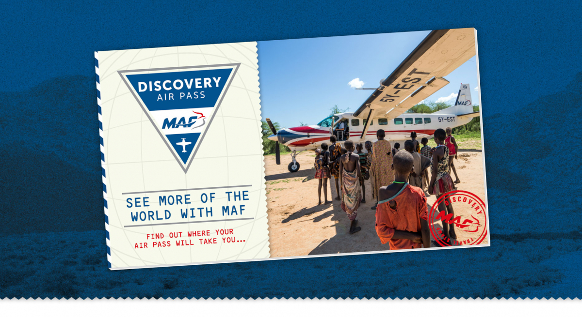 MAF Discovery Airpass