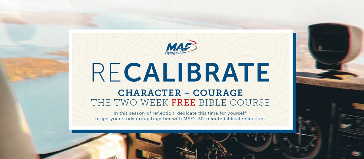 MAF Recalibrate Bible Course