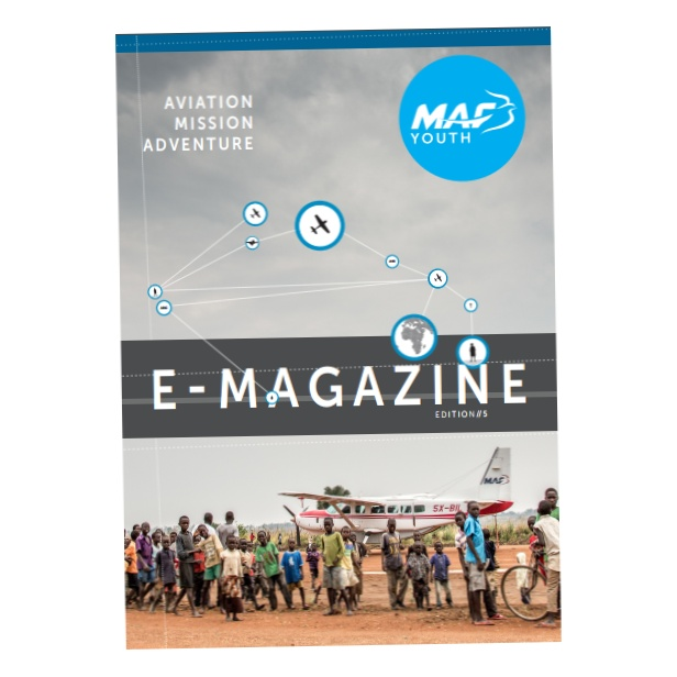 MAF Youth e-magazine
