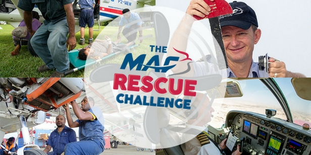 MAF Rescus Challenge - Big Church Day Out 2017
