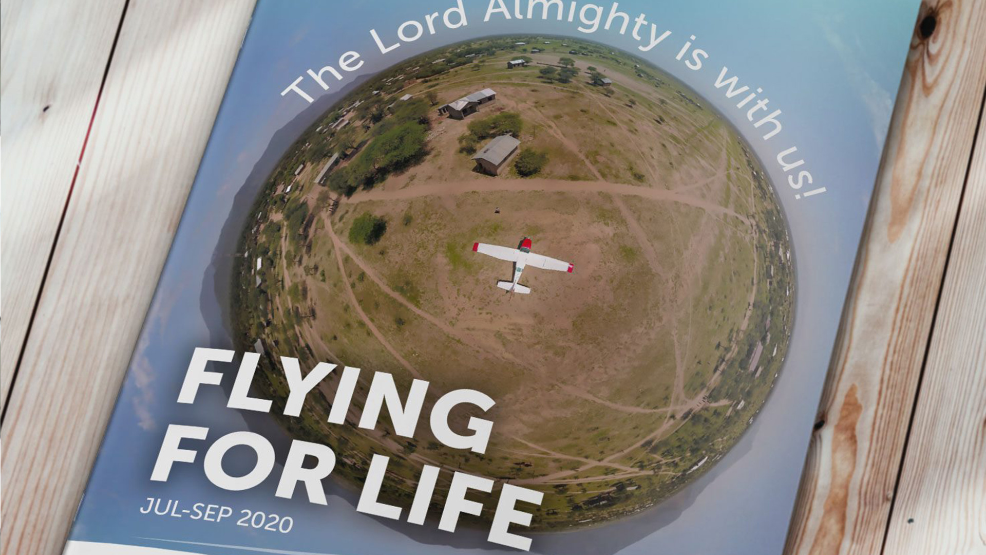 Flying For Life - July-Sep 2020