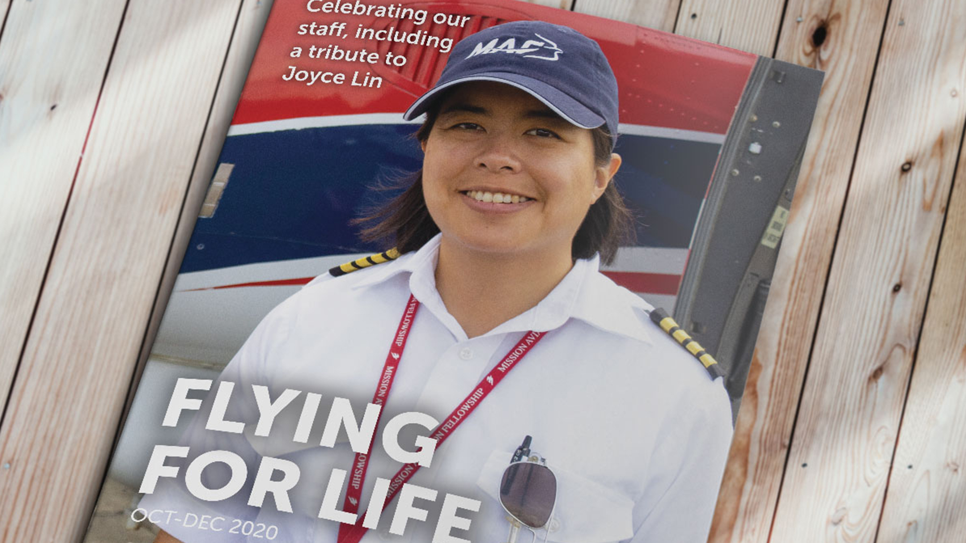 Flying For Life - Oct-Dec 2020