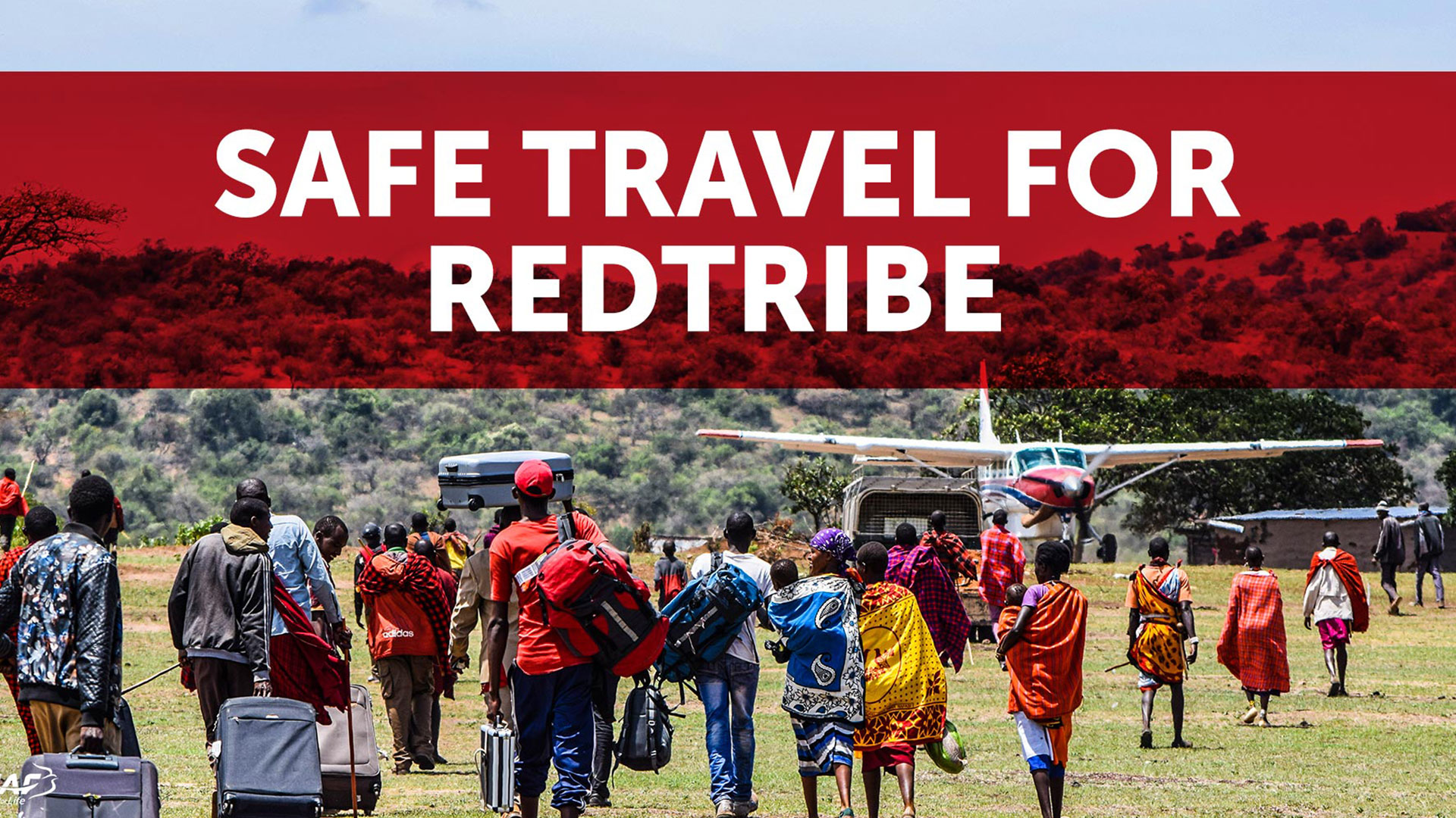 Facebook Fundraiser - Help us improve the airstrip for RedTribe