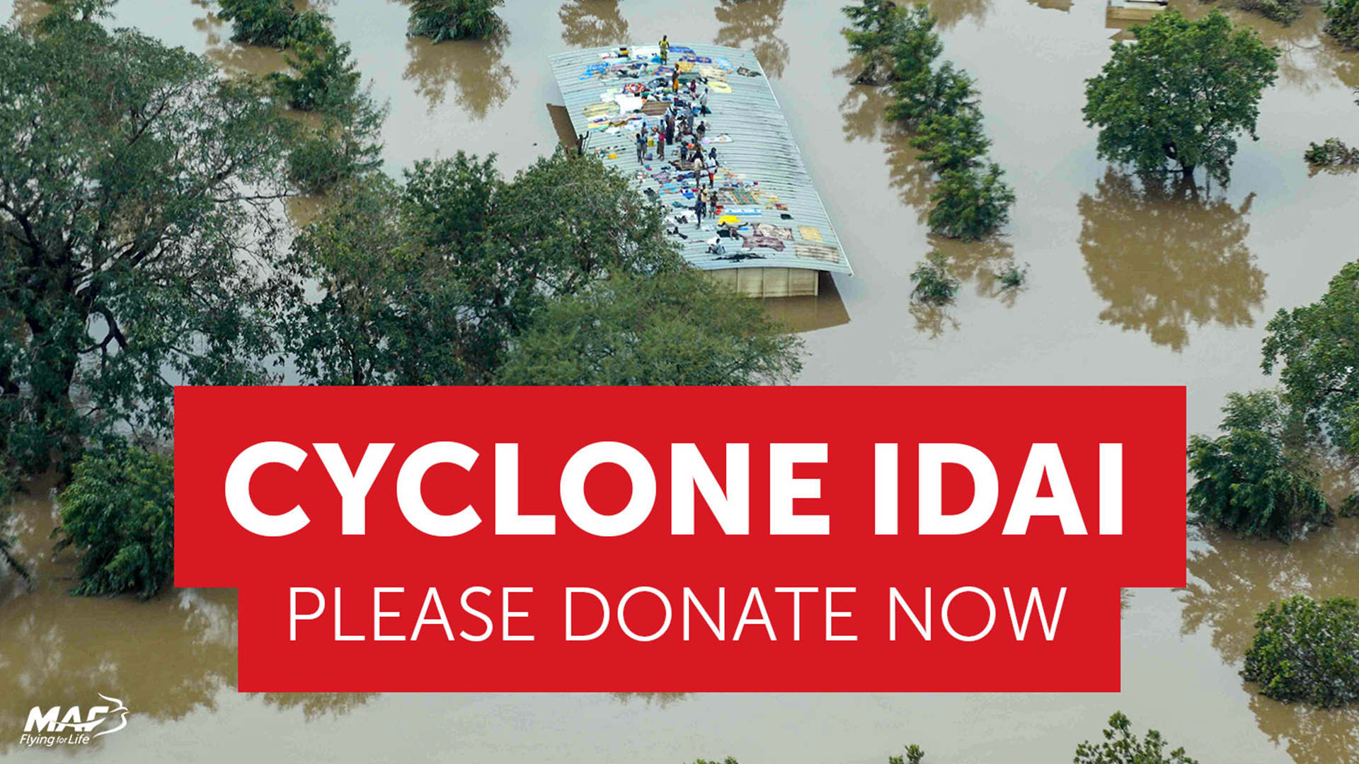 Cyclone Idai Disaster Response: Please donate now