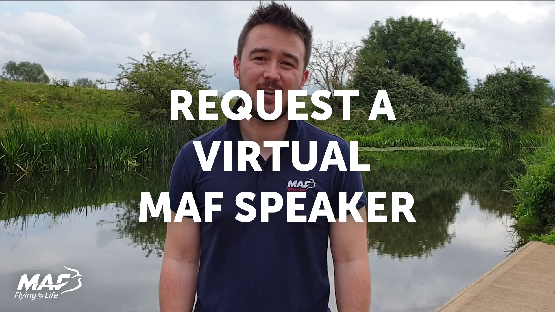 Request a Virtual MAF Speaker
