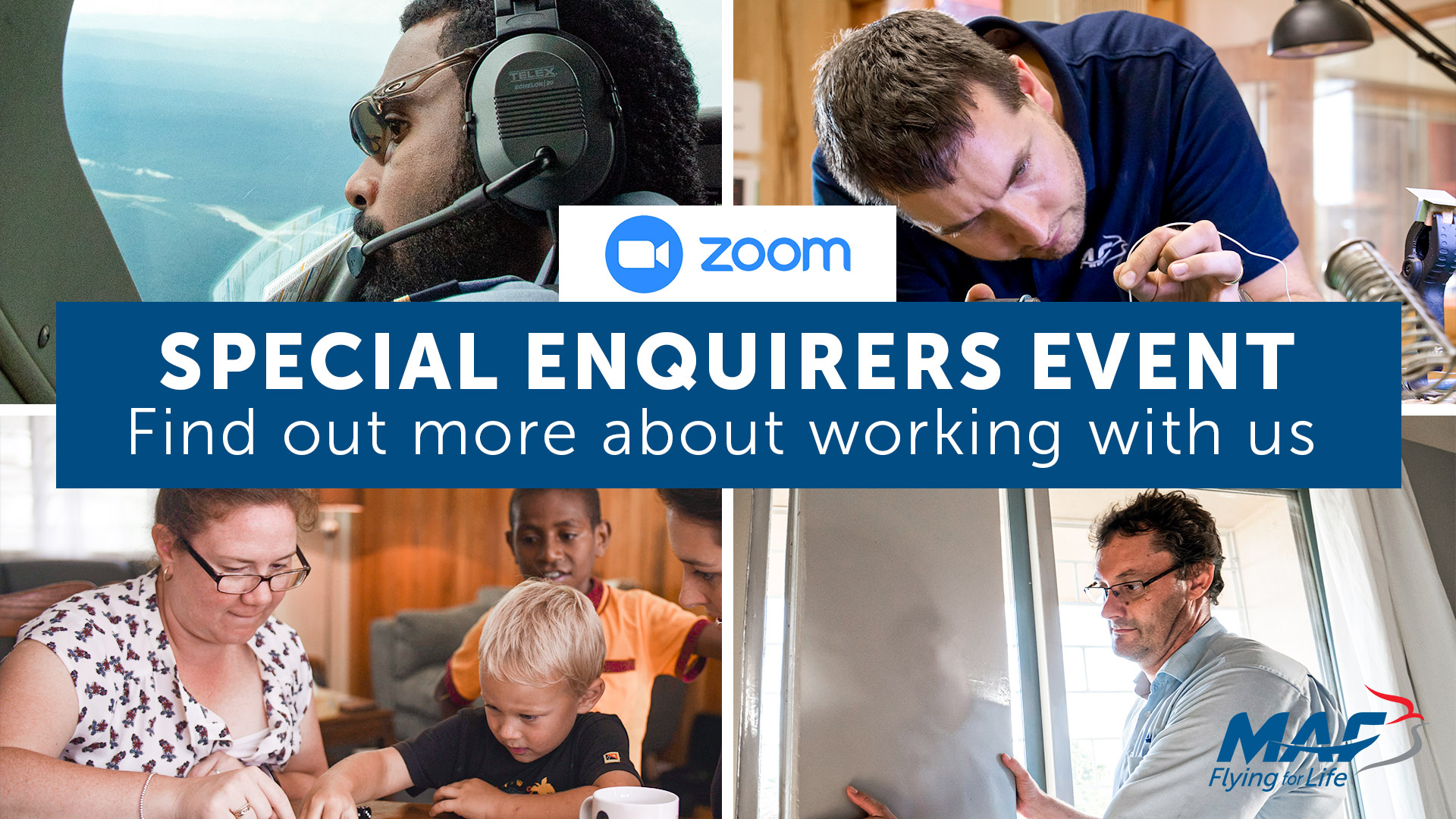 Special Enquirers Events