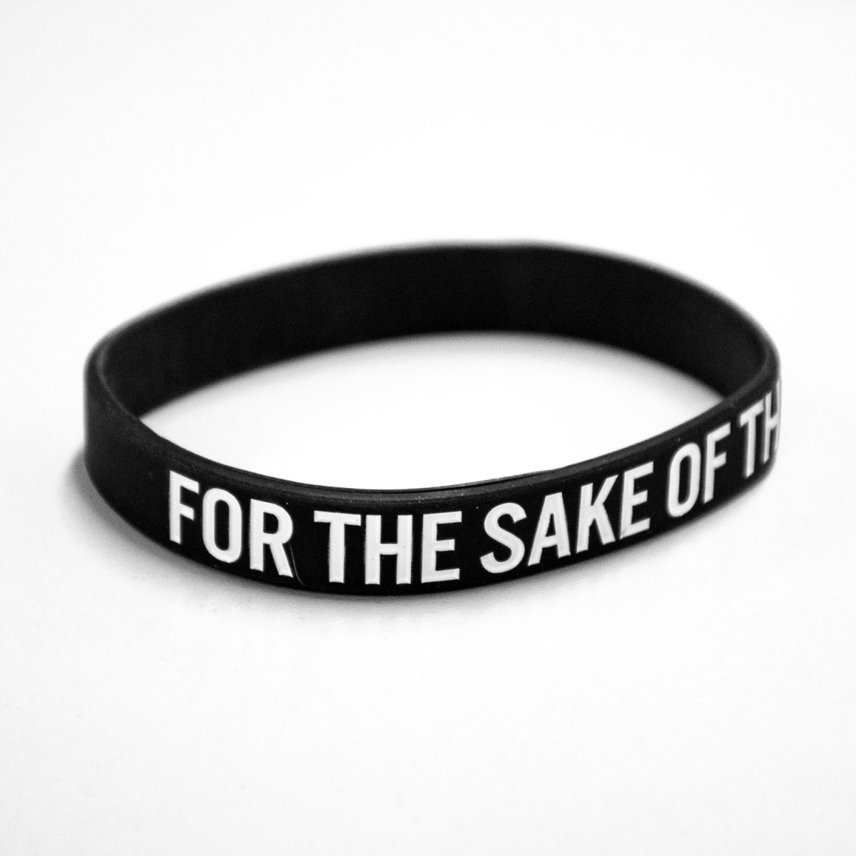 For the Sake of the World wristband