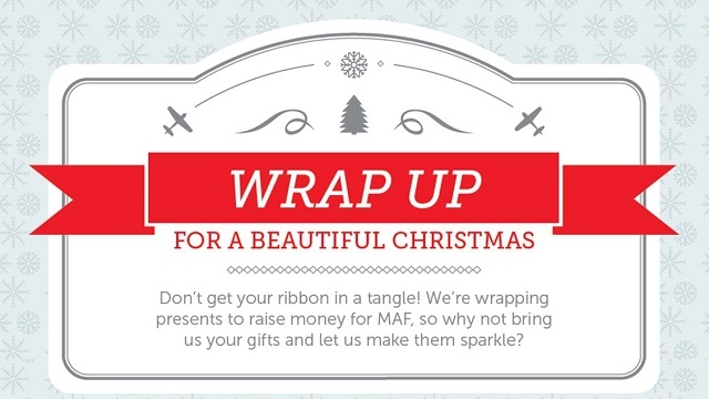 Wrap Up for a beautiful Christmas