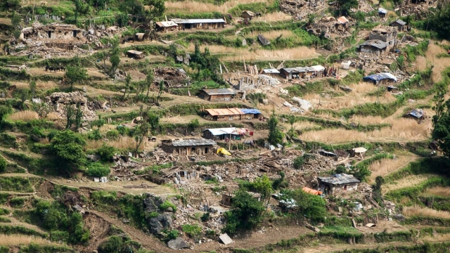 Nepal: a united vision to bring relief to remote people