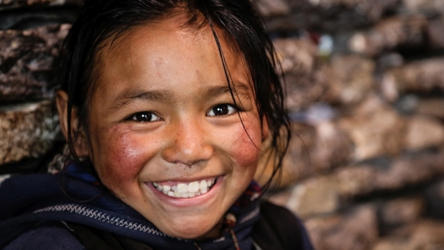 Protecting the mountain children of Nepal