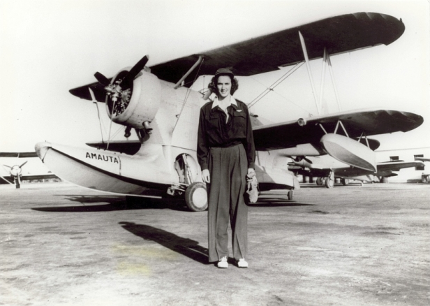 Betty Greene The First Ever Maf Pilot Mission Aviation