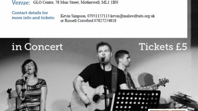 Clive Parnell in Concert Motherwell