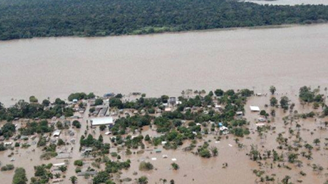 MAF affiliate responds to flooding in Brazil