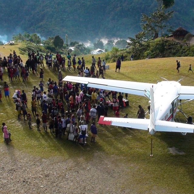 Transforming lives in Papua